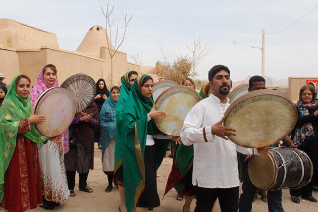 Zoroastrian Celebration, Iran