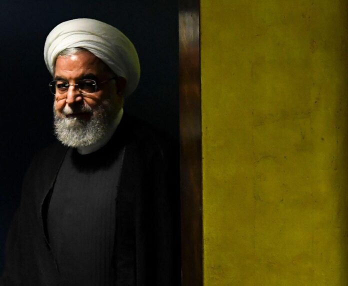 Rouhani Under Great Pressure to Leave Nuclear Deal MP