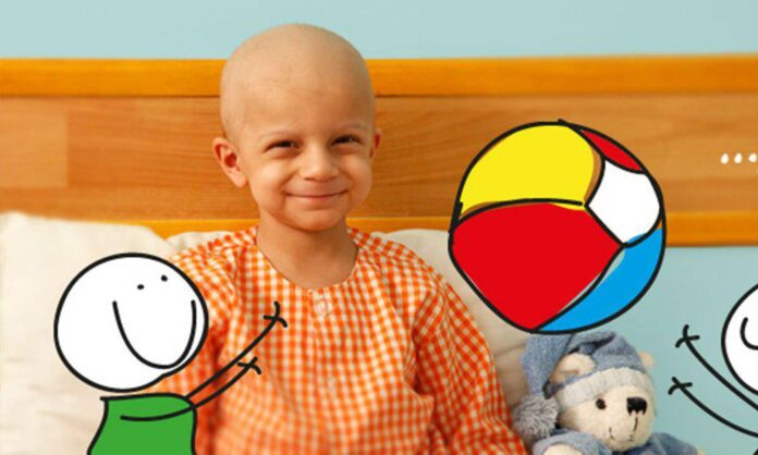 Twitter User Finds Smart Way to Raise Funds for Cancer Kids