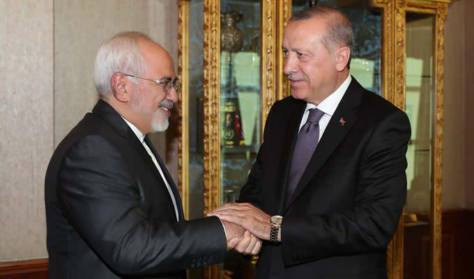 Zarif Hails Erdogan's 'Illuminating' Remarks on Iraq Protests