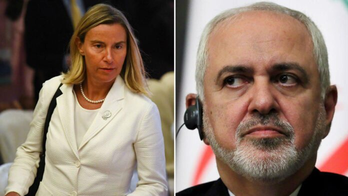 Zarif to EU Show Me Just One JCPOA Commitment You've Upheld!