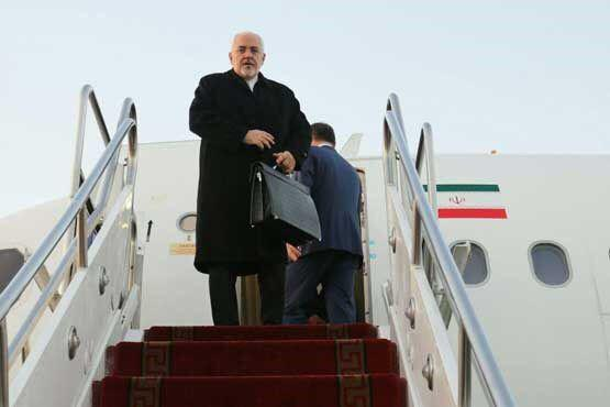 Iran's Foreign Minister Departs for Russia