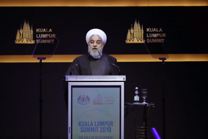 Rouhani at KL Summit 2019