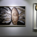 Art Exhibition Features Mythical Figures on Wooden Spoons (5)