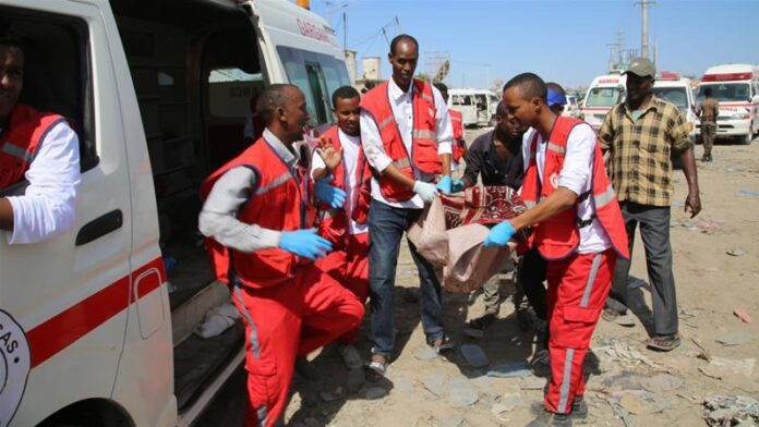 Car Bombing in Somalia Kills Dozens of People