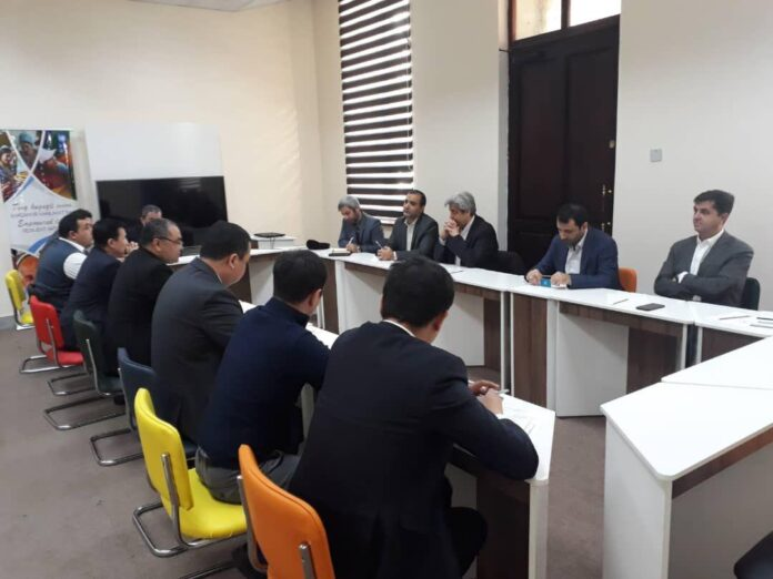 Iran's Technology, Innovation Ecosystem Presented to Uzbekistan