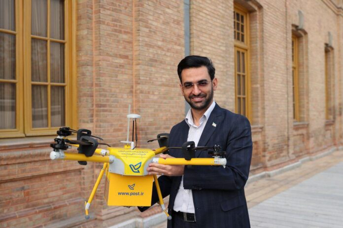 Iran Starts Postal Drone Services
