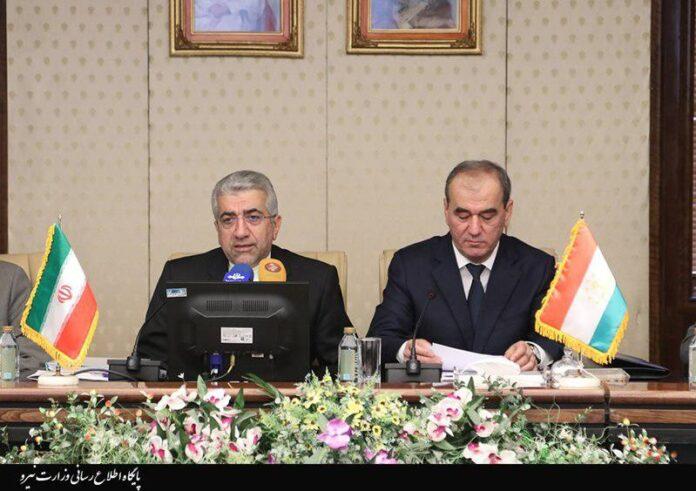 Iran, Tajikistan Discuss Economic Cooperation in Tehran
