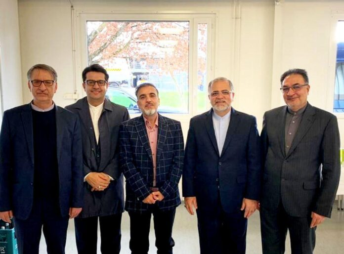 Iran, US Exchange Prisoners with Swiss Mediation