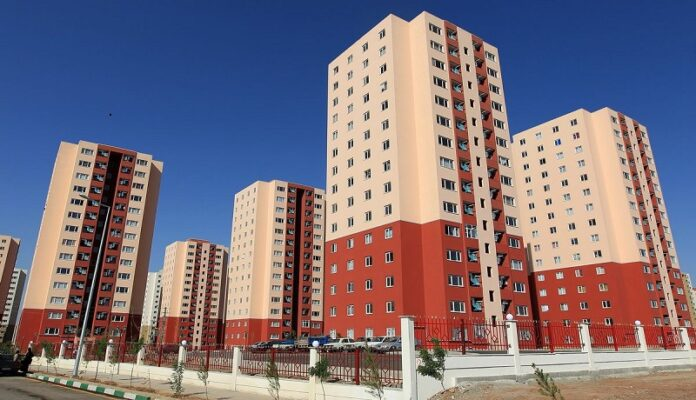 Iran to Build Houses for Low-Income Families