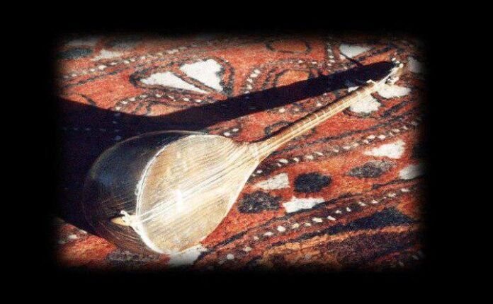 Iranian Musical Instrument Dutar Inscribed as Intangible World Heritage