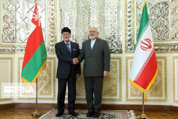 Iranian, Omani FMs Hold Key Talks in Tehran