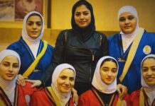 Iranian Women Team Claim World Alysh Title