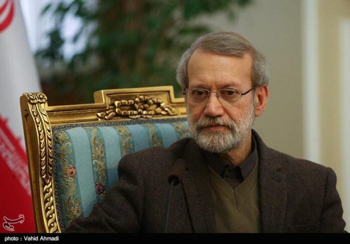 Iran's Role in Regional Security Acknowledged by Asian States Larijani