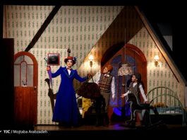 Mary Poppins Musical Onstage in Tehran (6)