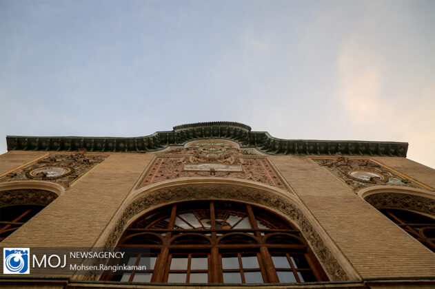 Masoudieh Palace; Home to First Iranian Library, Museum