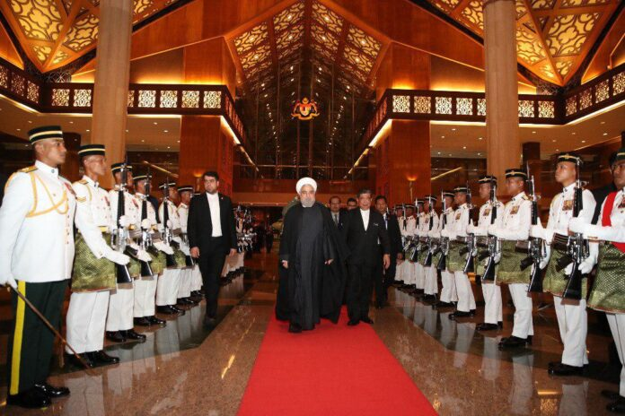 Rouhani in Malaysia to Attend KL Summit 2019