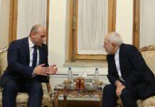 Tehran, Tbilisi Discuss Bilateral Relations