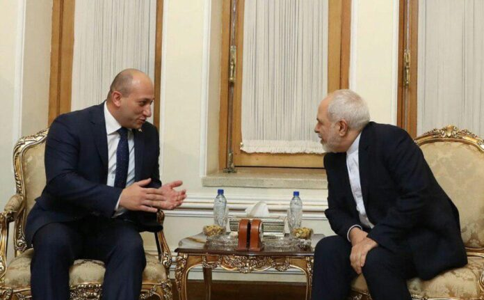 Tehran, Tbilisi Discuss Bilateral Relations
