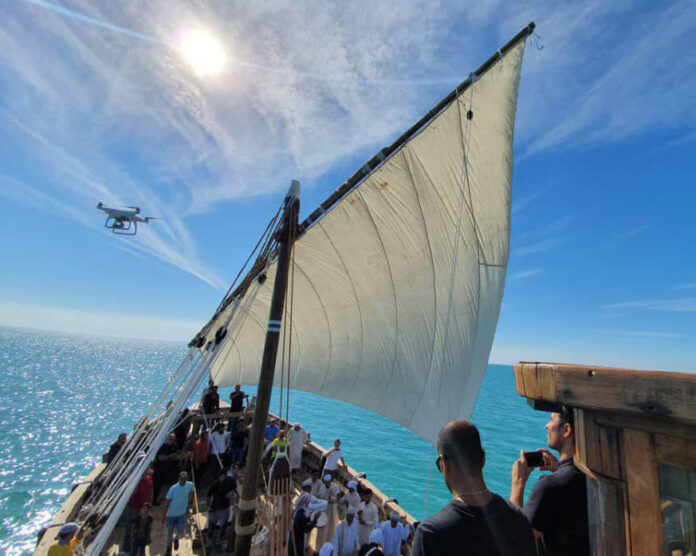 Traditional Seafaring in Iran Revived after 50 Years