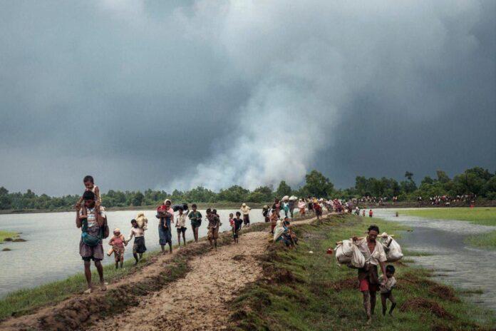 UNGA Condemns Myanmar's Abuse of Rohingya Muslims