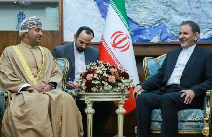VP Iran Sees No Limit to Closer Ties with Oman
