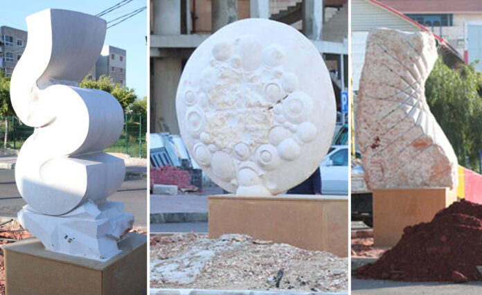 Works of Iranian Sculptors Unveiled in Beirut