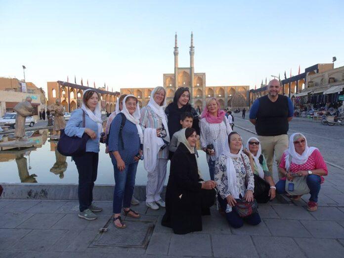 Italian tourists