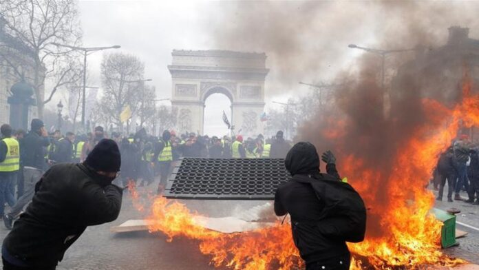 protests-france