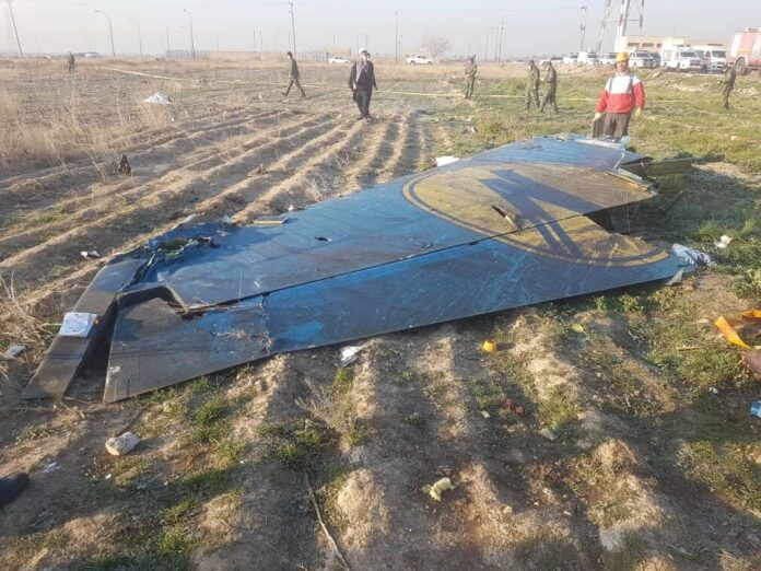 Tehran-Kiyev flight with 179 on board, including 147 Iranian passengers, crashed near the Iranian capital Tehran