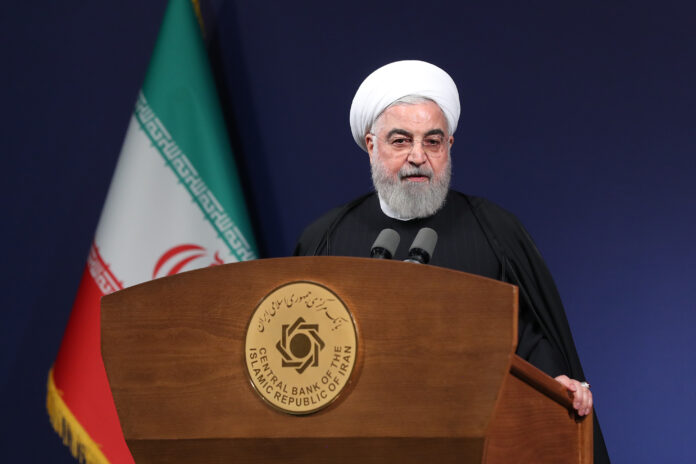 Distance between War & Peace Only One Bullet: Rouhani