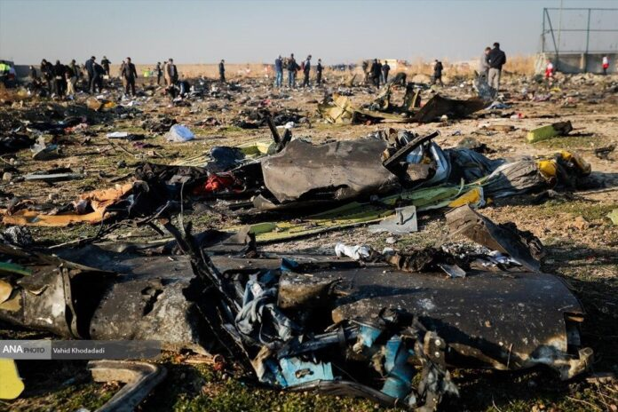 Iran, Ukraine Hold New Round of Talks on January Plane Crash