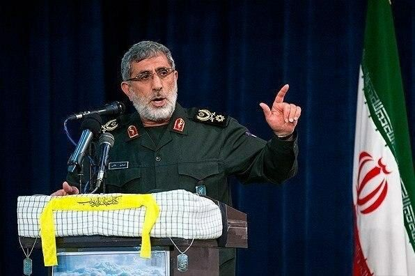 General Esmaeil Qa'ani