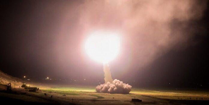 Iran's IRGC Missiles Hit US' Ain Al-Assad Base in Iraq