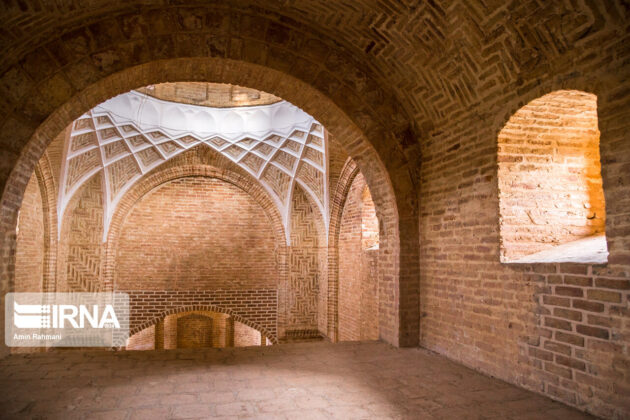 Iran's Architecture in Photos: Church of Sohreqeh