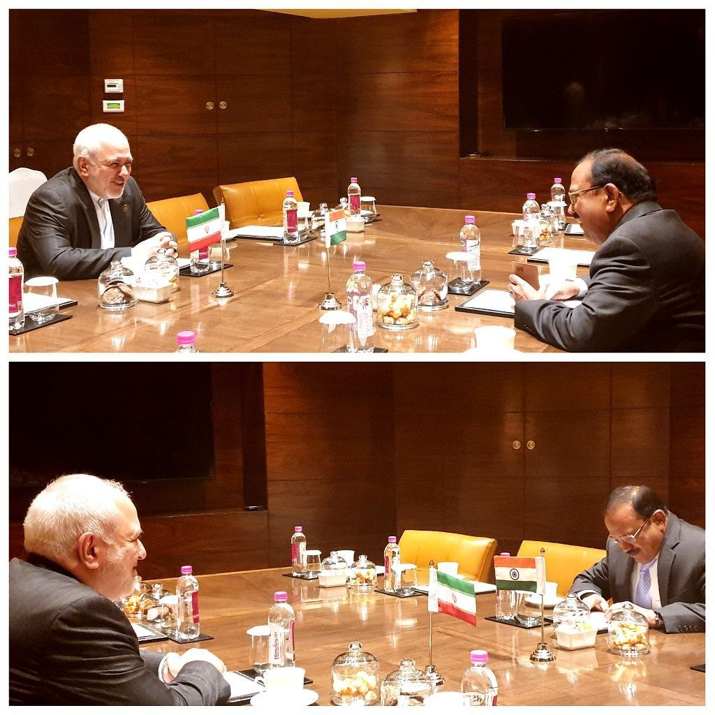 Iran FM, Indian PM Discuss Business Cooperation 2