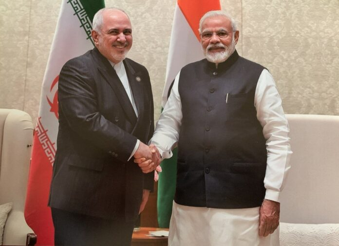 Iran FM, Indian PM Discuss Business Cooperation