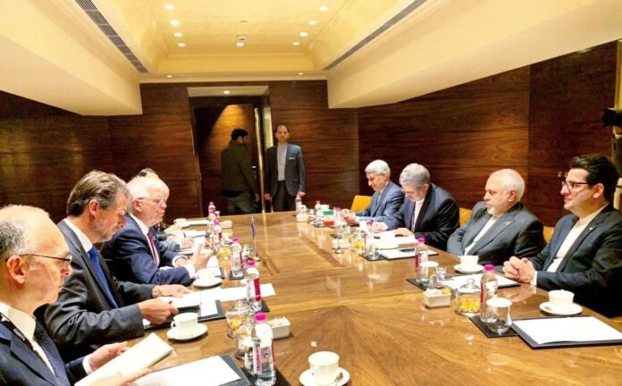 Iran FM Urges Europe to Correct Approach toward JCPOA (2)