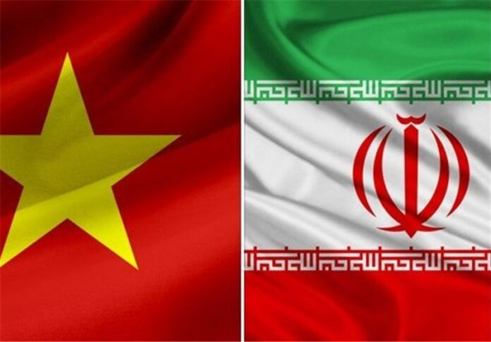 Iran President Hopes for Closer Ties with Vietnam