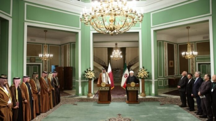 Iran Ready to Take New Steps for Enhanced Ties wit