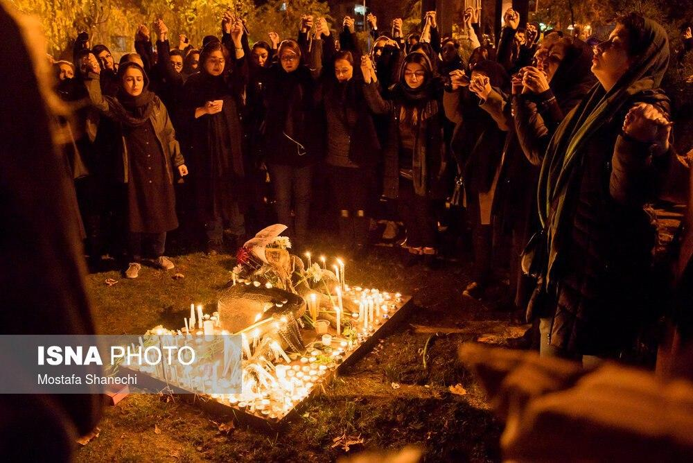 Iranians Hold Protest Rallies after Real Cause of Plane Crash Revealed