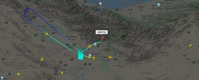 Istanbul-Bound Flight Makes Emergency Landing in Tehran