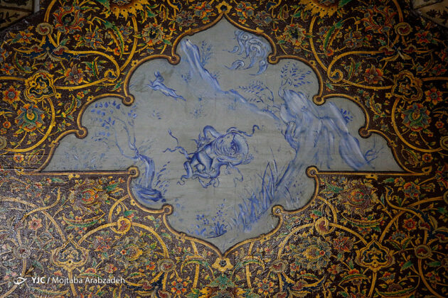 Iranian Historical Art Works