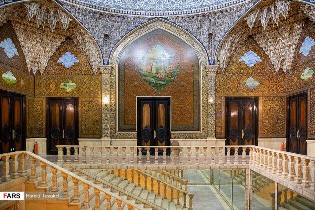 Iranian Architecture of Pahlavi Era