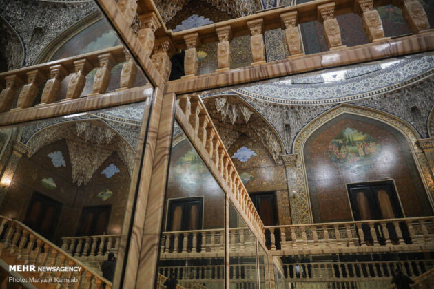 Iran to Open Marble Palace to Public after 40 Years