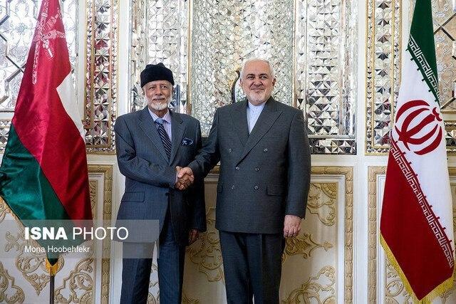 Oman Foreign Minister in Tehran for Talks