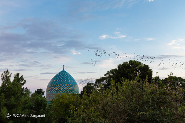 Iran's Beauties in Photos: Qadamgah Town (14)