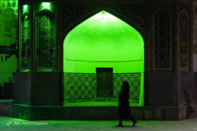 Iran's Beauties in Photos: Qadamgah Town