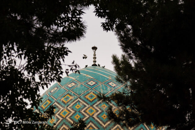 Qadamgah Town, Iran
