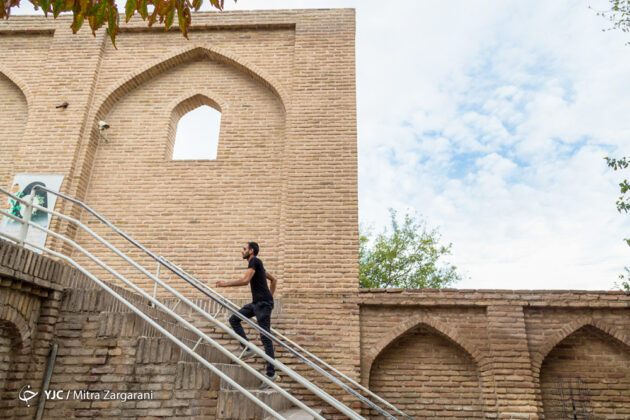 Iran's Beauties in Photos: Qadamgah Town (9)